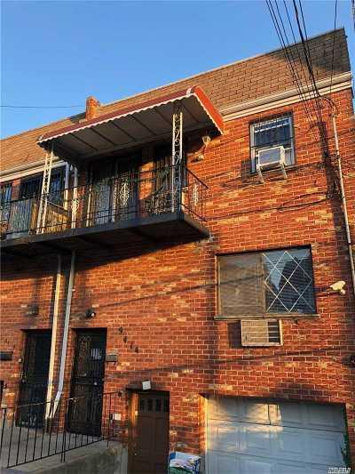 Elmhurst Multi Family Home For Sale: 94-14 55 Ave Ave