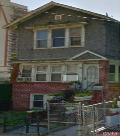 Brooklyn Multi Family Home For Sale: 512 Ocean View Ave