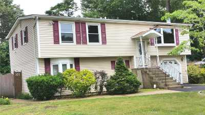 Ronkonkoma Single Family Home For Sale: 160 Rosevale Ave