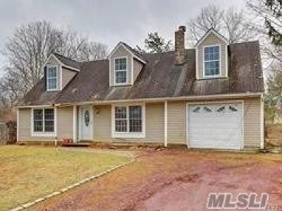 Ridge Single Family Home For Sale: 6 Blue Ridge