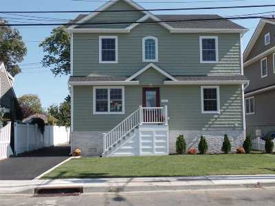 Wantagh Single Family Home For Sale: 2591 South Wantagh Ave