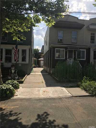 Glendale Single Family Home For Sale: 67-08 65 St