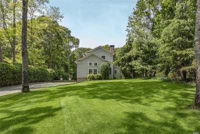 Sag Harbor Single Family Home For Sale: 3 Lincoln St