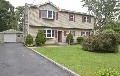 West Islip Single Family Home For Sale: 227 Malts Ave