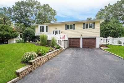 Hauppauge Single Family Home For Sale: 24 Rainbow Dr