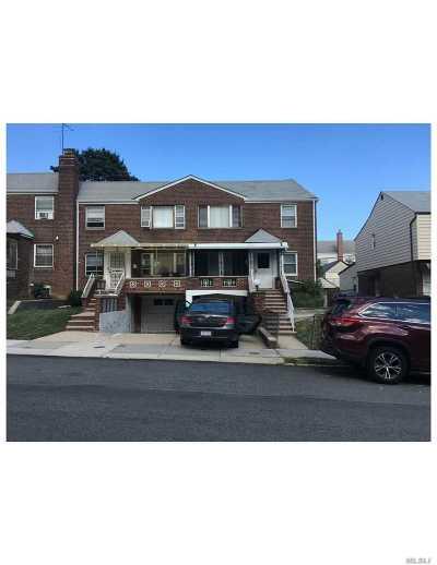 Flushing Multi Family Home For Sale: 61-19 183rd St