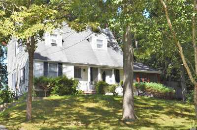 Sound Beach Single Family Home For Sale: 245 Lower Rocky Pt Rd
