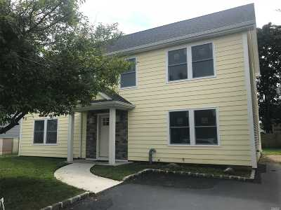 Levittown Single Family Home For Sale: 30 Cooper Ln