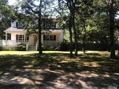 East Hampton Single Family Home For Sale: 5 Amagansett Dr
