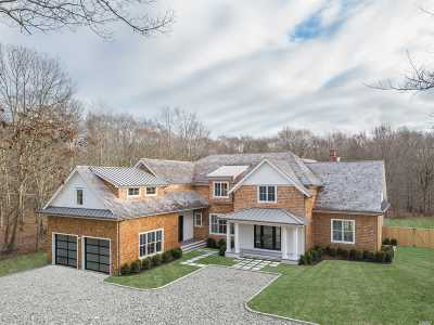 East Hampton Single Family Home For Sale: 47 Old Orchard Ln