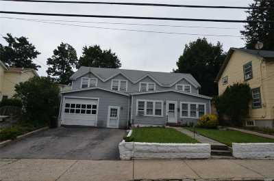 Port Washington Multi Family Home For Sale: 27 2nd Ave