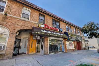 Glendale Single Family Home For Sale: 65-06 Central Ave
