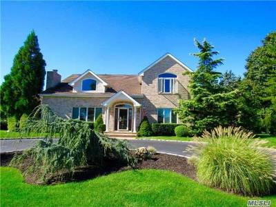 East Moriches Single Family Home For Sale: 88 Pine Edge Dr