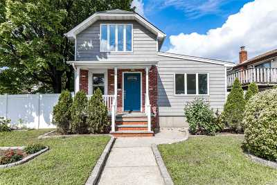Bethpage Single Family Home For Sale: 80 Sherman Ave