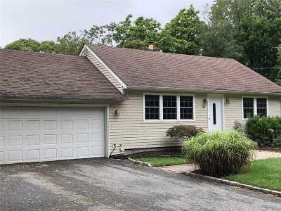 Centereach Single Family Home For Sale: 147 Mark Tree Rd