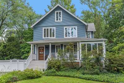 Huntington Single Family Home For Sale: 116 West Neck Rd