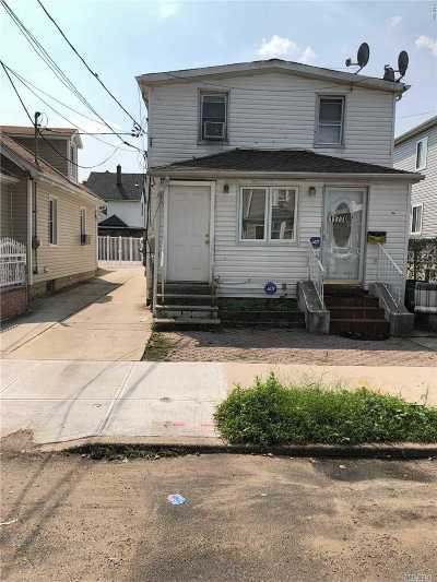Jamaica Multi Family Home For Sale: 117-70 142nd Pl