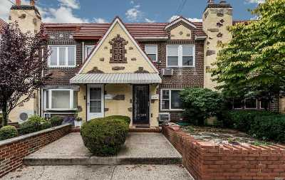 Flushing Single Family Home For Sale: 47-13 189th St