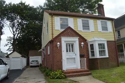 Hempstead Single Family Home For Sale: 91 William St