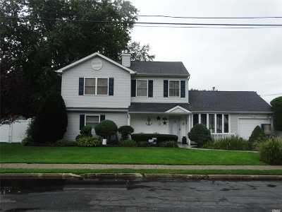 Centereach NY Single Family Home For Sale: $449,000