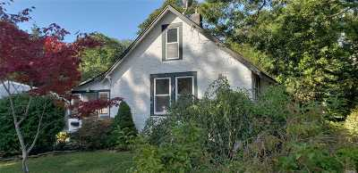 Sayville Single Family Home For Sale: 88 Cliff Ave