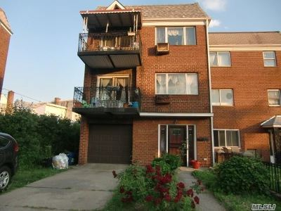 Flushing Multi Family Home For Sale: 56-21 College Point Blvd