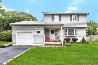 East Islip Single Family Home For Sale: 15 Valerie Pl