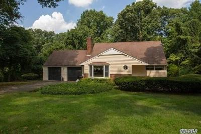 Dix Hills Single Family Home For Sale: 3 Foxridge Cir