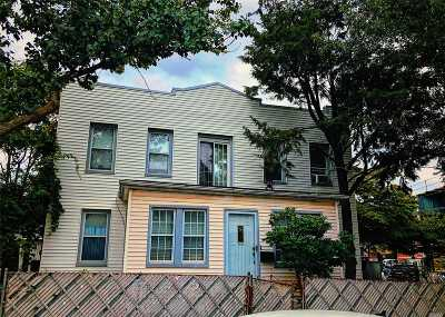 Ozone Park Multi Family Home For Sale: 10506 92 St
