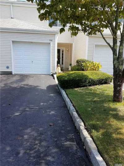 Manorville Rental For Rent: 336 Prairie Ct