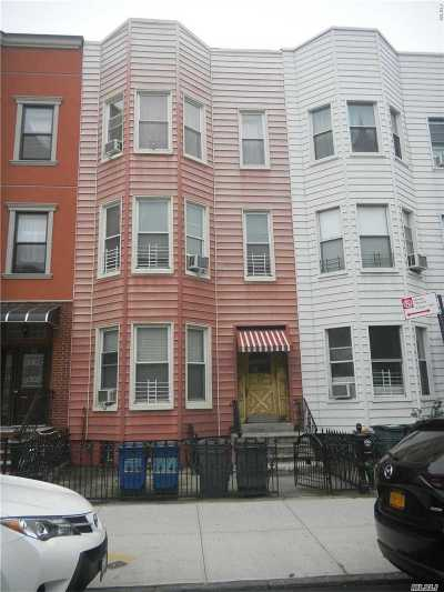 Brooklyn Multi Family Home For Sale: 161 Russell St