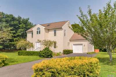 Hampton Bays Single Family Home For Sale: 8 Joysan Ct
