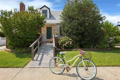 Point Lookout Single Family Home For Sale: 89 Baldwin Ave