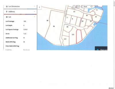Bay Shore Residential Lots & Land For Sale: Lot 2 Overlea Ct