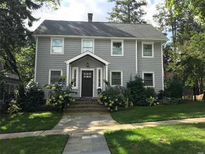 Douglaston Single Family Home For Sale: 316 Cherry St