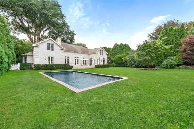 East Hampton Single Family Home For Sale: 16 Meadow Way