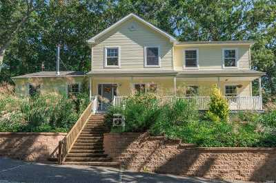 Sound Beach Single Family Home For Sale: 7 Shelter Dr