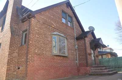 Flushing Multi Family Home For Sale: 160-20 79 Ave