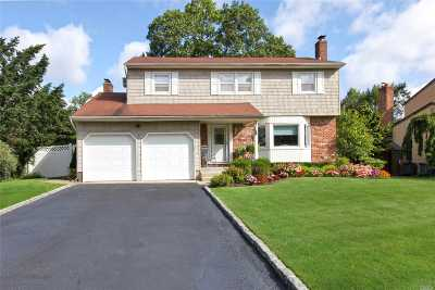 Hauppauge Single Family Home For Sale: 9 Torlen Ct