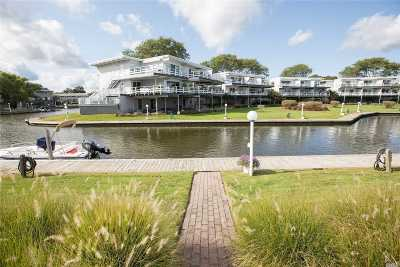 Westhampton Bch Condo/Townhouse For Sale: 35 Library #8S