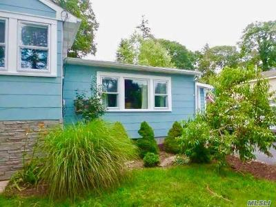Rocky Point Single Family Home For Sale: 35 Beech Rd