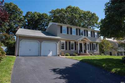 Miller Place Single Family Home For Sale: 48 Woodland Rd