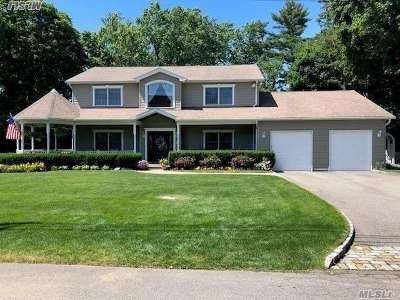 Huntington Single Family Home For Sale: 1 Bay Pl