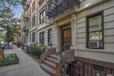 Brooklyn Condo/Townhouse For Sale: 118 Sterling Pl #4A