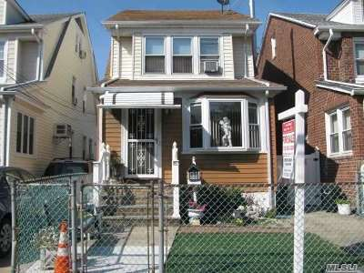 Bellerose, Glen Oaks Single Family Home For Sale: 244-47 89th Ave