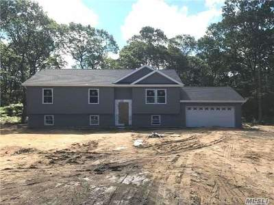Brookhaven Single Family Home For Sale: N/C Private Rd
