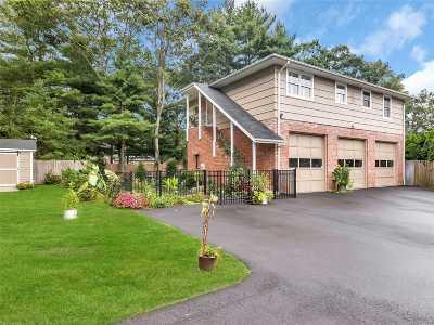 Nesconset Single Family Home For Sale: 39 Suburban Ln