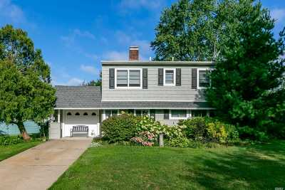 Wantagh Single Family Home For Sale: 30 Wildwood Ln