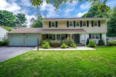 Huntington Single Family Home For Sale: 9 Old Hickory Ln