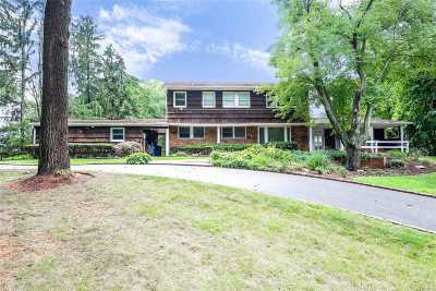 Huntington Single Family Home For Sale: 7 West Mall Dr